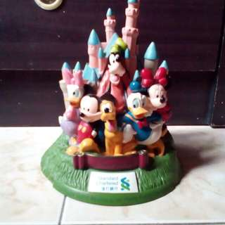 Disney coin bank