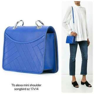 TB alexa mini shoulder bag sz 17x15
