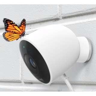 Nest Cam Outdoor Security Camera ( Wi Fi )
