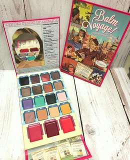 SALE!! The Balm Voyage Eyeshadow