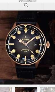 Evant Bronze Diver (Breguet Homage)