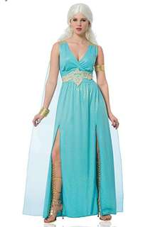 Mystical Greek Goddess Costume