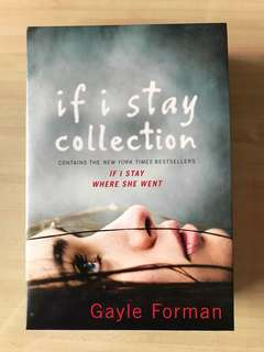 If I Stay Collection (both books!)