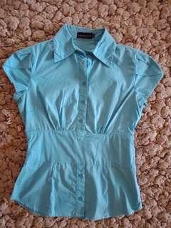 The Executive - Blue Shirt