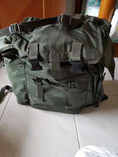 Army field pack