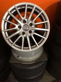 """Porsche Boxster s rims 19"""" w Michelin"""
