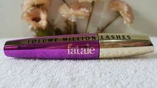 L'oreal paris fatale volume mascara