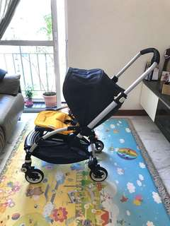 Bugaboo Bee+ Limited Edition Denim