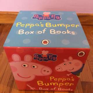 Peppa's Bumper Box of Books (A set of 12 books)