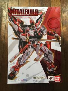 Gundam METAL BUILD ASTRAY RED FRAME KAI