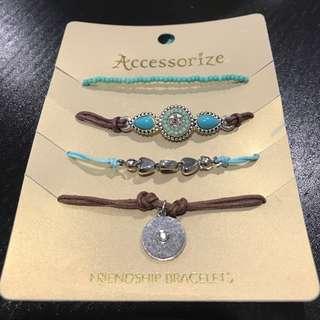 Accessorize Friendship Bracelets