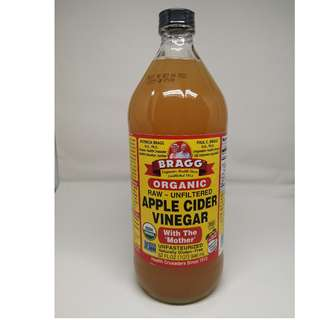 Bragg - 有機小蘋果醋 32oz - Apple Cider Vinegar 32oz