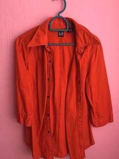 GAP old school jacket