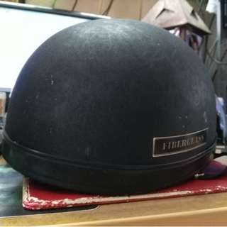 Vintage Shoei Kawasaki Fiberglass Steng Helmet