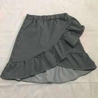 (SALE!!!!!) Gingham Skirt