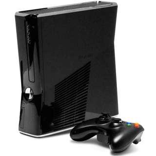 Xbox 360 S Console + Accessories + Controller + Games!!!!!!!!!!!!! BARGAIN!!!