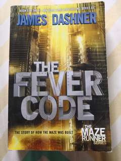 The Fever Code Book - The Maze Runner Series