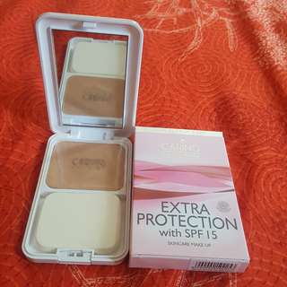 Caring dual action cake extra protection Sea gold