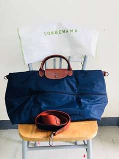 Authentic Longchamp travel bag limited edition