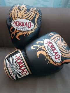 Yokkao 14oz Muay Thai Boxing Gloves
