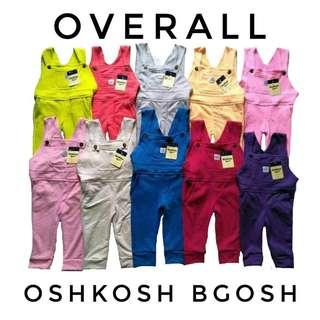 Overall Oshkosh