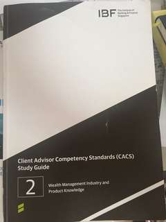 Cacs study guide 1 and 2