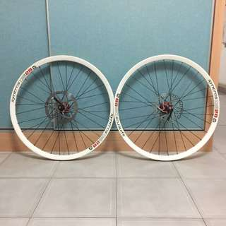 Syncros DS 28 disc Wheelset