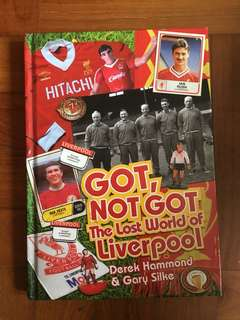 BN Liverpool Hardcover Book