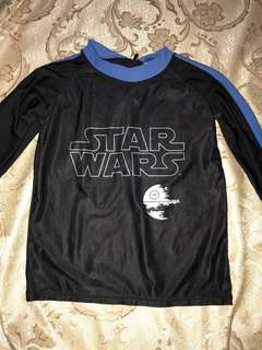 Star wars rashguard