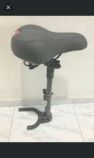 Escooter seat