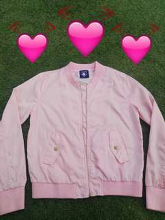 🌟# DISCOUNTED Pink Bomber Jacket 💕