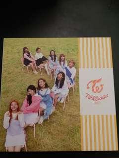 Twice淨專 twicecoasterlane1 彩瑛CD