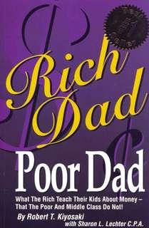 (ebook) Rich Dad Poor Dad