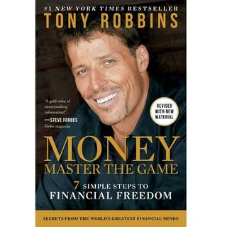 Tony Robbins Money Master the Game (ebook)