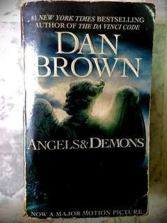 Angel & Demons Book