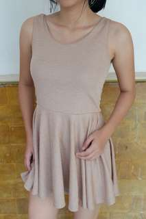 Nude Bangkok dress