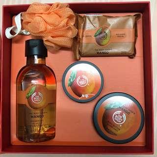 Body Shop Mango Gift Set