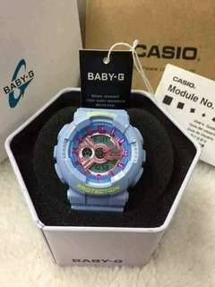 BABYG CANDY BLUE WATCH