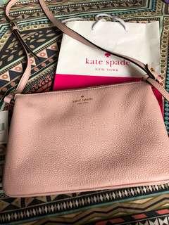 Kate Spade Pink Cross Body Bag
