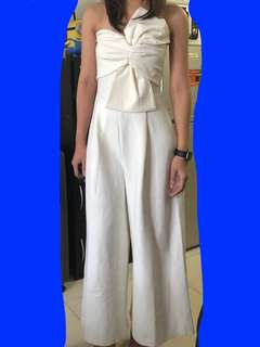 Preloved Apartment 8 Ori Pantsuit