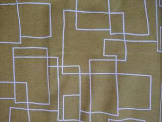 布 青色 綠色 正方形 幾何圖案 台灣 布 Taiwanese Square Geometrical Green fabric