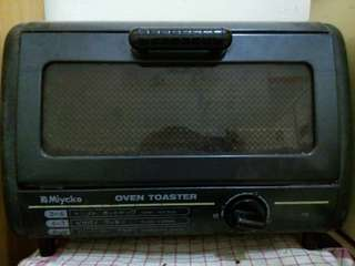 Miyako oven toaster