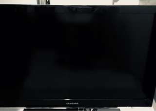 "Samsung 37"" LCD TV"