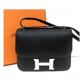 Authentic Hermes Constance 18