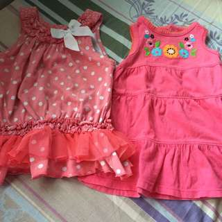 Take all dresses for 9mos