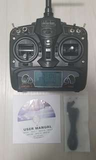 Devo7 transmitter