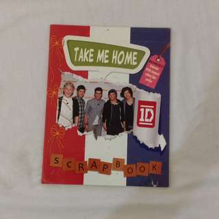 SCRAPBOOK ONE DIRECTION