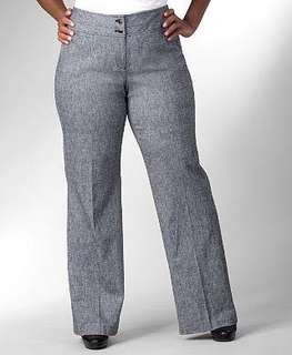 F and F Plus Size Pants for Women