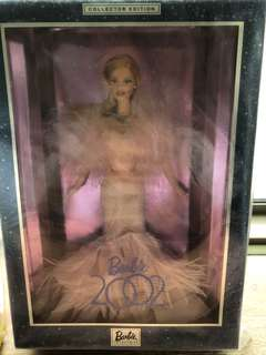 Barbie 2002 Collector Edition