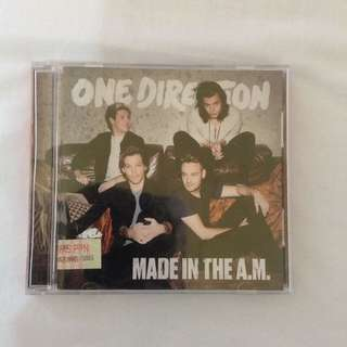 MADE IN THE A.M ALBUM 1D